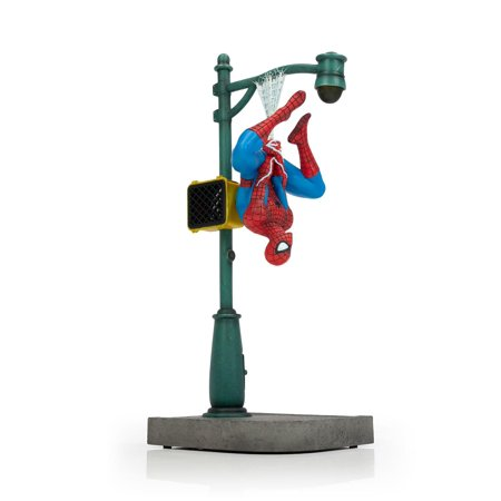 Marvel Spider-Man Collector Statue | Interactive Spider-Man Figure | 14
