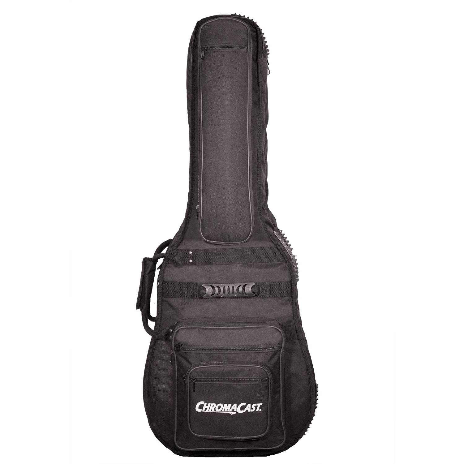 ChromaCast Pro Series Double Electric Guitar Padded Gig Bag by