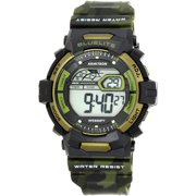 Sport Men's 40/8278CGN Digital Watch with Camouflage Band