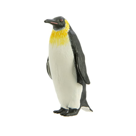 Safari Ltd Wild Safari Sea Life - Emperor Penguin - Realistic Hand Painted Toy Figurine Model - Quality Construction from Safe and BPA Free Materials - For Ages 3 and Up