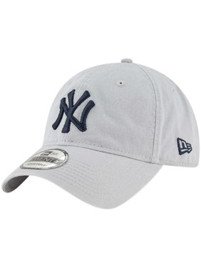 8d359a4aa6d Product Image New York Yankees New Era Core Classic Twill 9TWENTY  Adjustable Hat - Gray - OSFA
