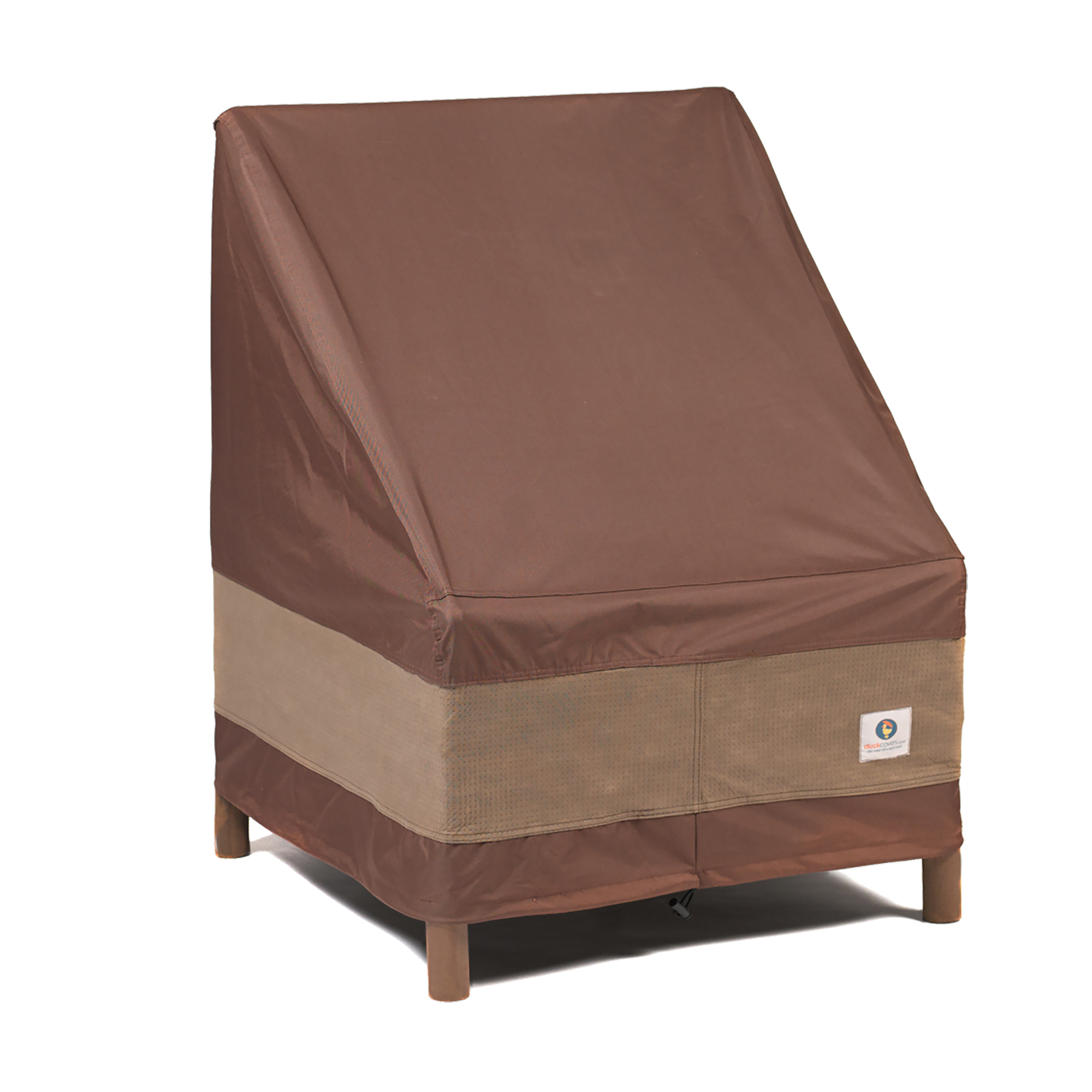 Duck Covers Ultimate 28 in. W Stackable Patio Chair Cover