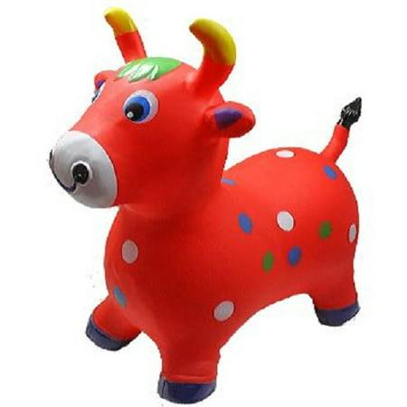 af7b51142 Red Bull Animal Hoppers Children s Ride On Toy Hopper Bouncy ...