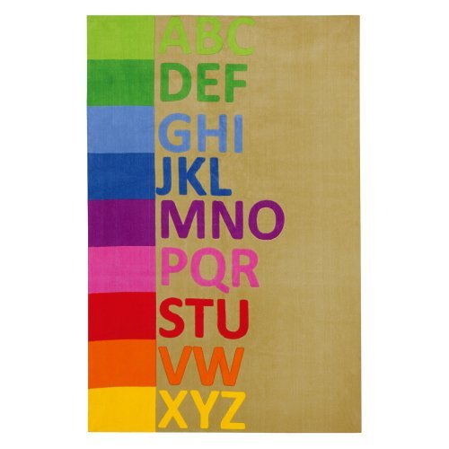 Wesco Alphabet and Colors Giant Mat