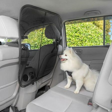 Mesh Dog Guards (Premier Pet Front Mesh Barrier for Dogs )