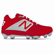 New Balance 3000v4 TPU Molded Cleat Low-Cut - Red White