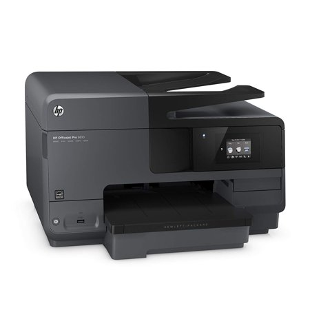 Hewlett-Packard OfficeJet Pro 8610 (A7F64A) All-in-One Wireless Printer with Mobile Printing, Instant Ink ready. ()