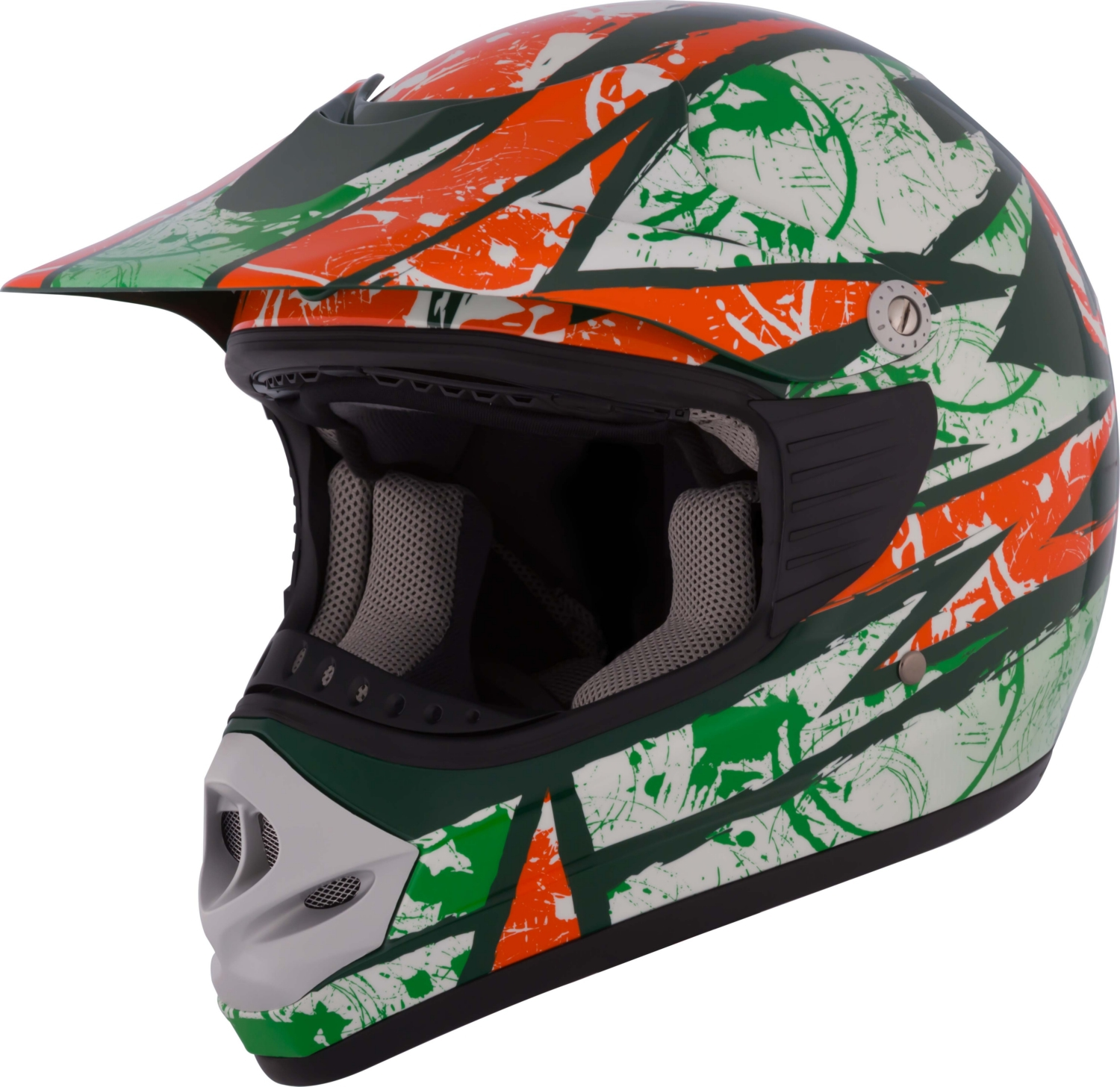 CKX Flaky TX218Y Off-Road Helmet - Youth