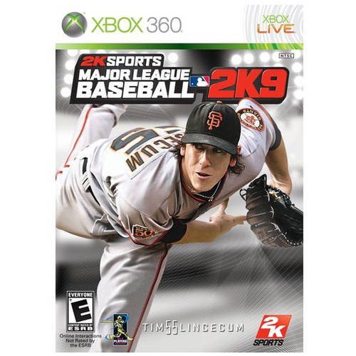 Image of Mlb 2K9 (Xbox 360) - Pre-Owned