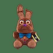 Funko Plush: Five Nights at Freddy's - Chocolate Bonnie - Walmart Exclusive