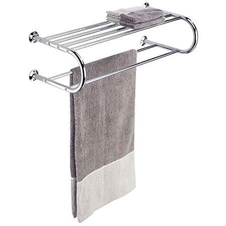 Neu Home Shelf with Towel Rack
