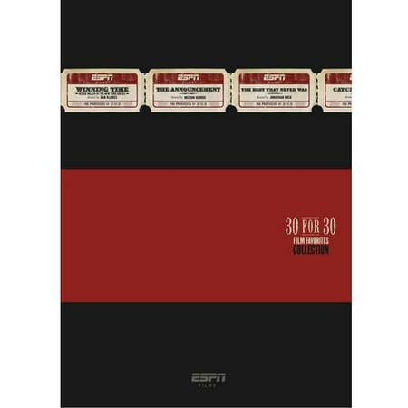 ESPN Films' 30 For 30: Film Favorites Collection - Walmart.com