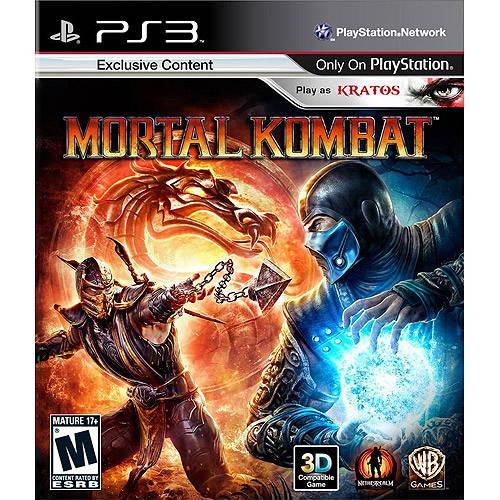 Mortal Kombat (PS3) - Pre-Owned