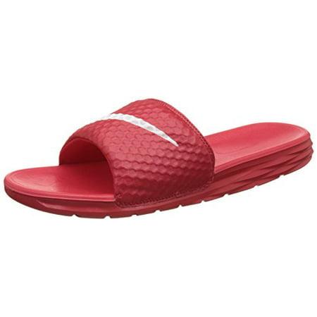 0f3bc905 Nike - Nike Men's Benassi Solarsoft TB Slide Sandal 831171 611 (7 D ...