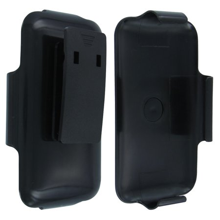 Iphone 3g Holster - Replacement Black Holster Only for Hybrid Cases for iPhone 3 / 3G