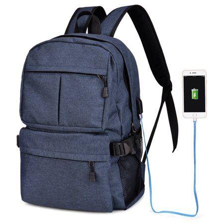 Vbiger Laptop Computer Backpack for 17