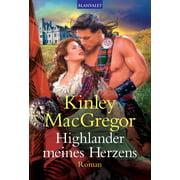 Highlander meines Herzens - eBook