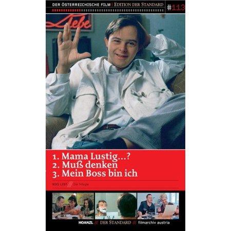 Mama Happy...? / Got To Think / My Boss Is Me ( Mama lustig...? / Muss denken / Mein Boss bin ich ) ( Mama Happy...? / Gotta Think (Got To Think) / My B [ NON-USA FORMAT, PAL, Reg.0 Import - Germany ]