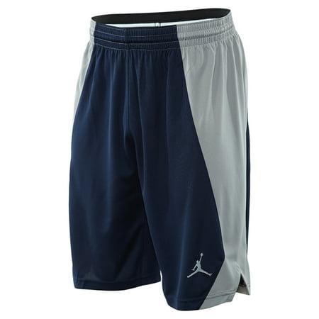 ffd02de68e44eb Nike - Jordan Jumpman Game Shorts Mens Style  688535-410 Size  L -  Walmart.com