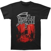 Death Men's  The Sound Of Perseverance T-shirt Black