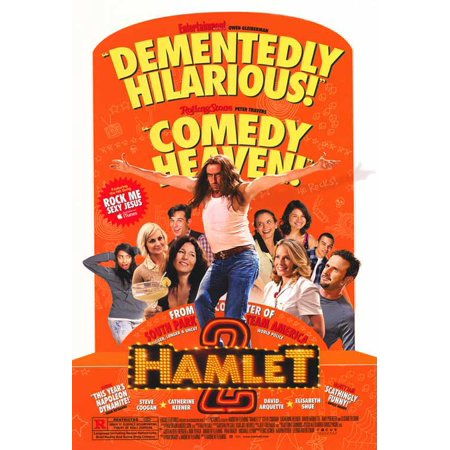 Hamlet 2 Poster Movie B  27X40