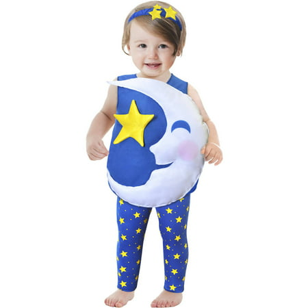 Lil Moon And Star Infant Halloween Costume