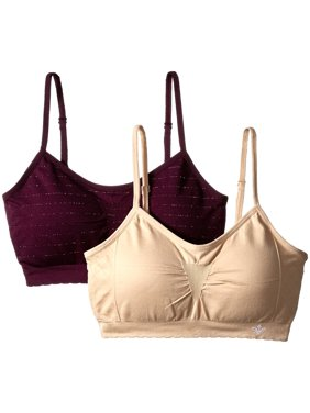 0cdda16e8159b1 Product Image Lily of France Womens Dynamic Duo 2-Pack Seamless Bralette