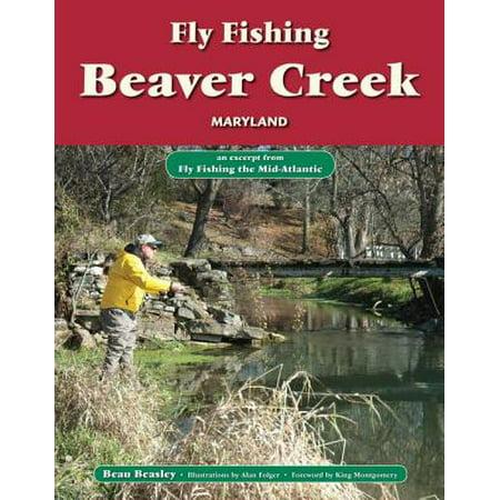 Fly Fishing Beaver Creek, Maryland - eBook
