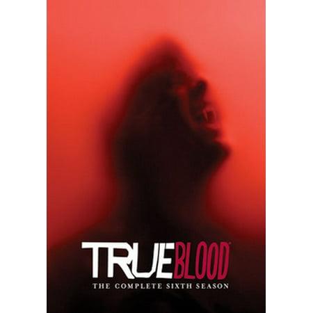 True Blood: The Complete Sixth Season (DVD)