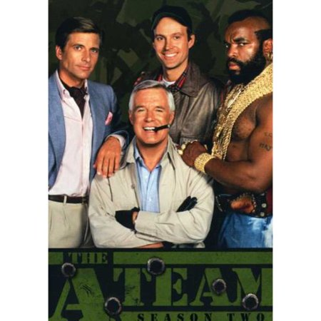 The A Team  Season Two  Full Frame