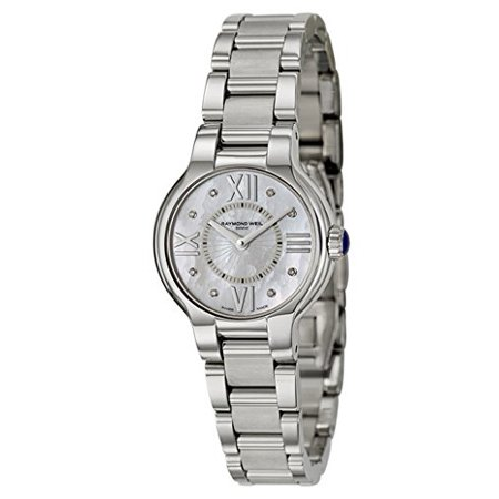 5927-ST-00995 Women's Noemia Mother-Of-Pearl Diamond Dial Watch ()