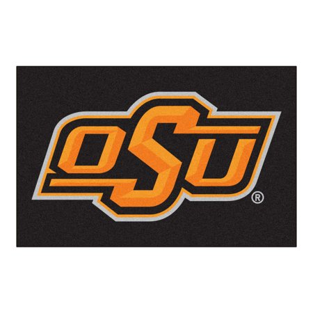 Oklahoma State University Starter - Oklahoma State Starter Rug