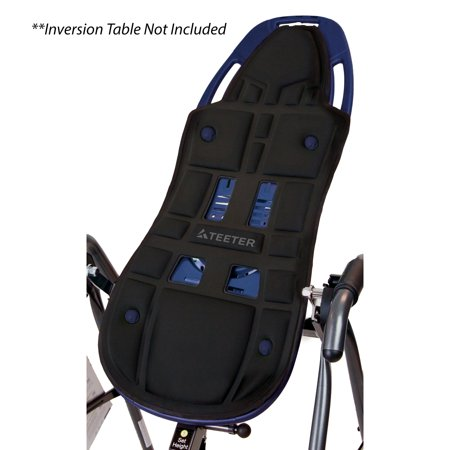 Teeter Comfort Cushion - plush padded surface with microfiber shell - accessory for Teeter Inversion