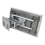 Omnimount 63hdarmua X-large Flat Panel Mount With Universal Adapter Cantilever - 200lb (63hdarmua-b)