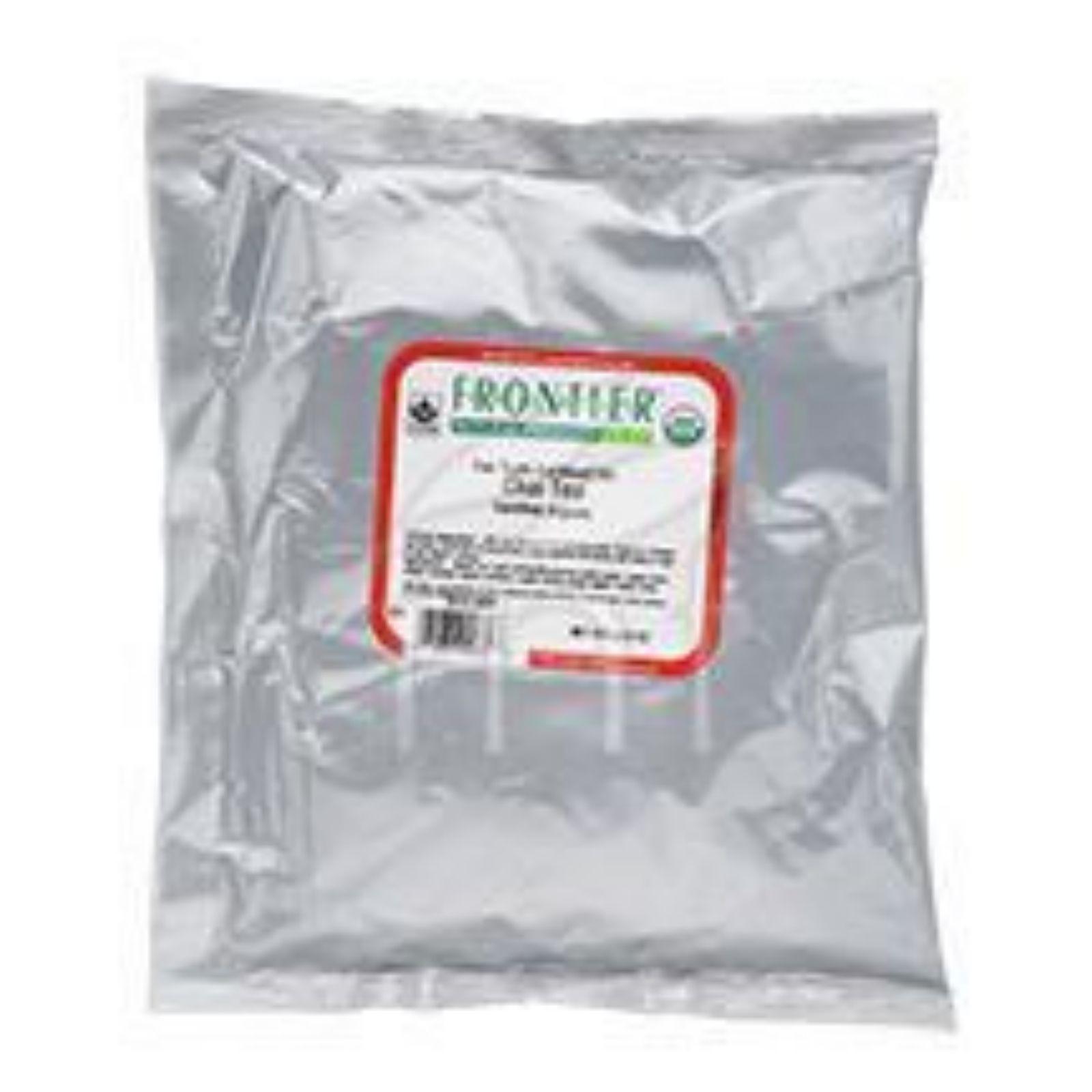 Frontier Herb Tea - Organic - Fair Trade Certified - Chai...