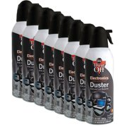 New Air Computer TV Gas Compressed Cans Duster 10 oz - 8 PACK