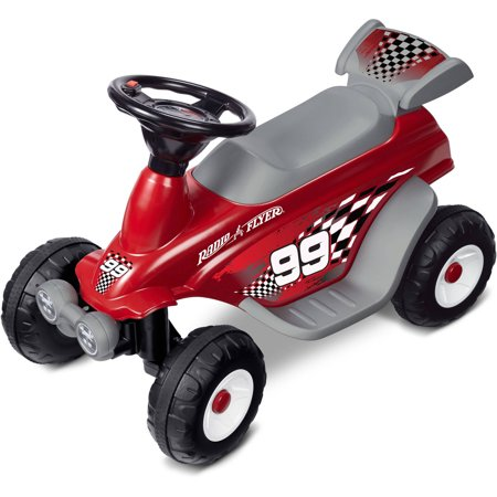 Radio Flyer Moto Racer 6V Battery Operated RideOn Walmart – Car Flyer