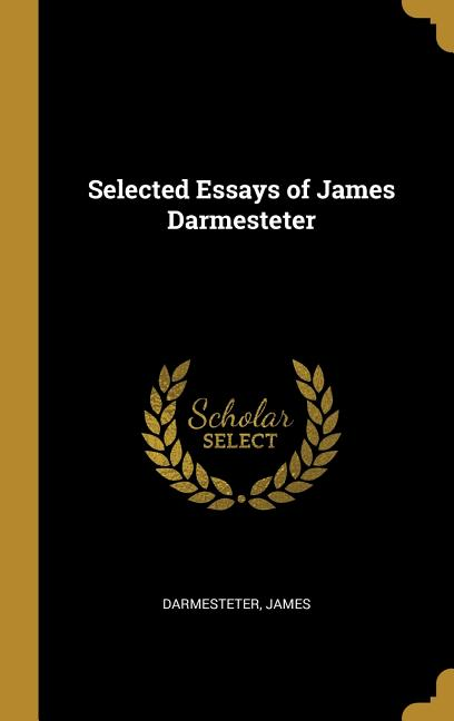 Selected essays of jim w corder