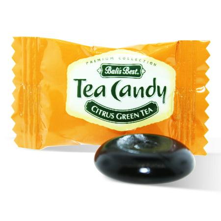 Bali's Best, Citrus Green Tea Hard Candy (1.750