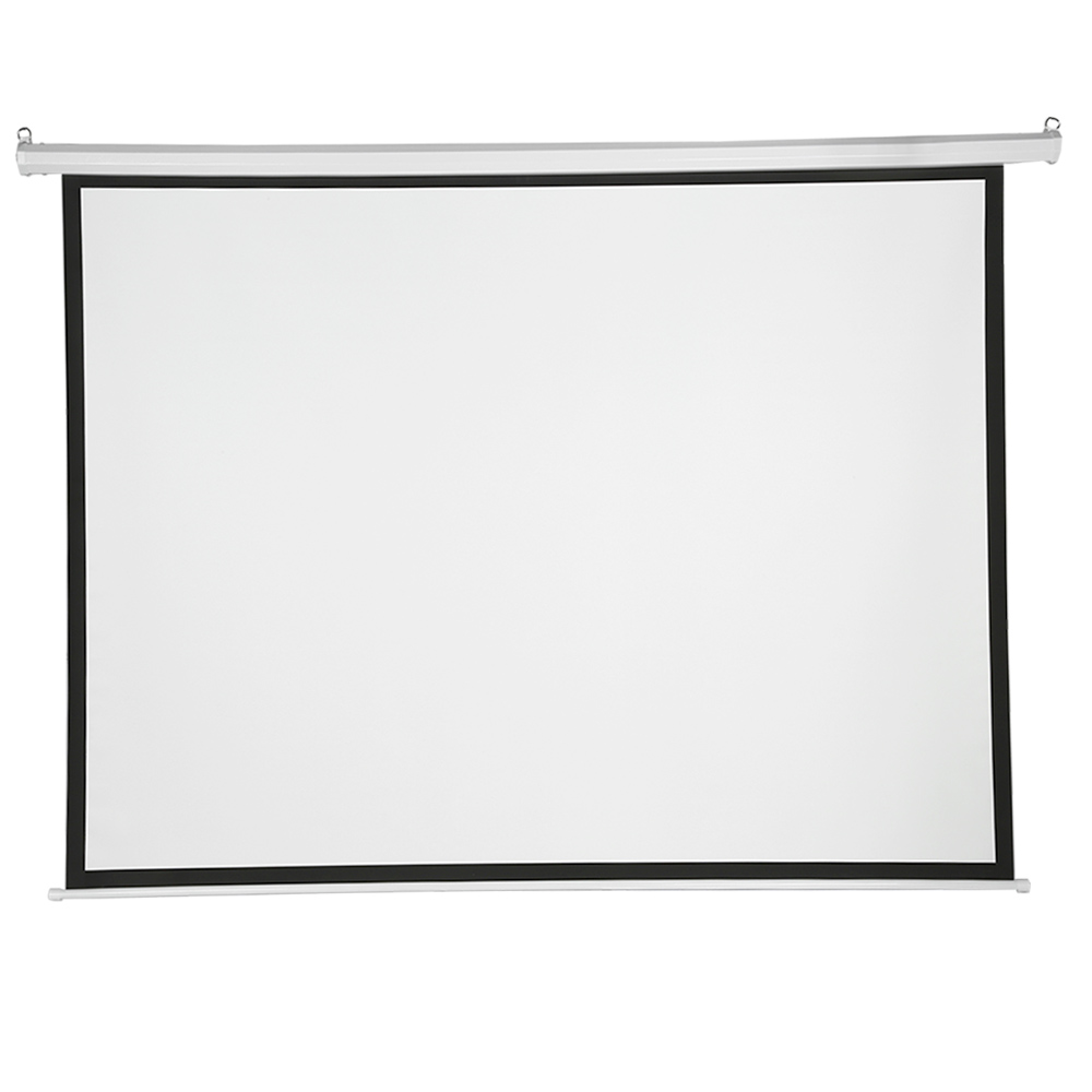 Docooler 100-Inch Electric HD Projection Screen  Aspect R...