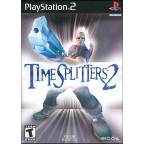 Eidos Time Splitters 2 - PlayStation 2