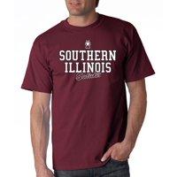 J2 Sport Southern Illinois Salukis NCAA Campus Script Unisex T-shirt