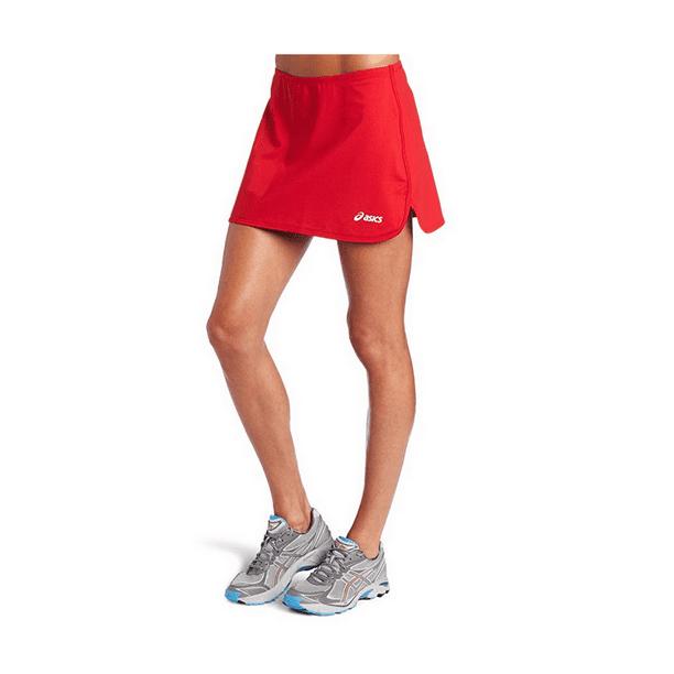 ASICS Women's Field Skirt Exercise Tennis Skirts, Color Options