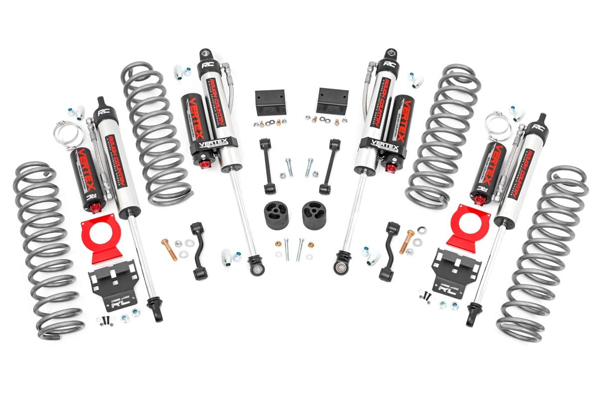Review: Rough Country 2.5 Jeep Suspension Lift Kit (2018