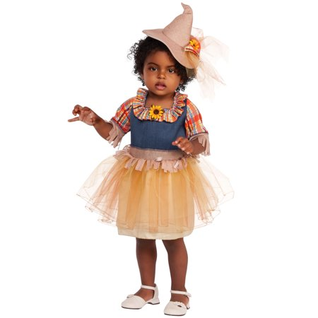 Sweet Scarecrow Child Costume (Kids Scarecrow Costume)