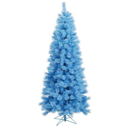 3' Baby Blue Cashmere Pine Artificial Christmas Tree - Unlit
