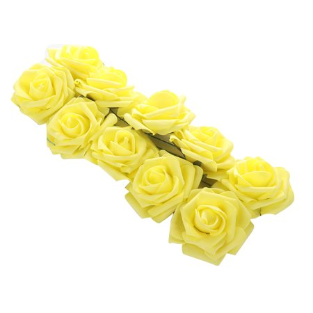 simulation flower foam flower small rose wedding candy box rose bouquet wedding household decoration supplies