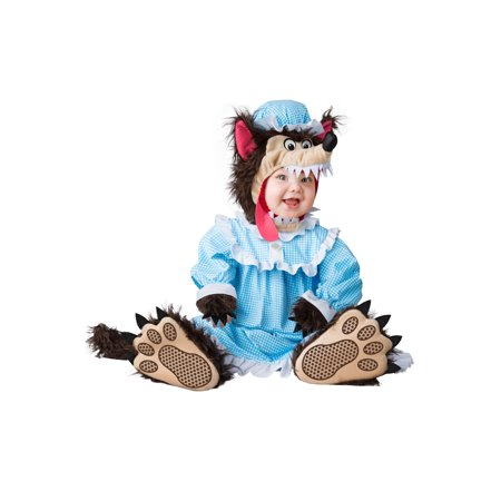 Not So Big Bad Wolf Infant Costume