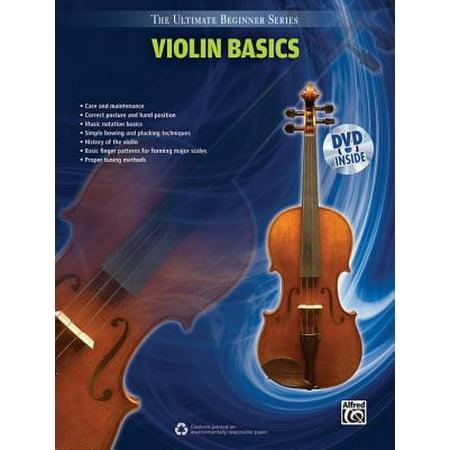 Ultimate Beginner Violin Basics