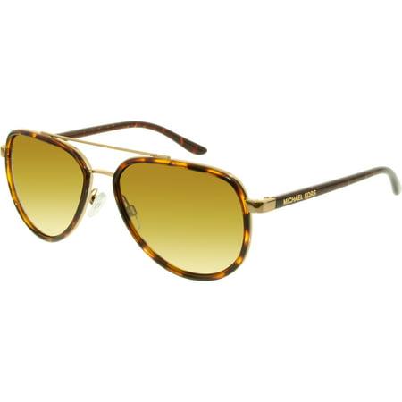 Mk5006 Playa Norte 10342l Tortoise/ Gold Warm Brown 57/16 135 Py37LV